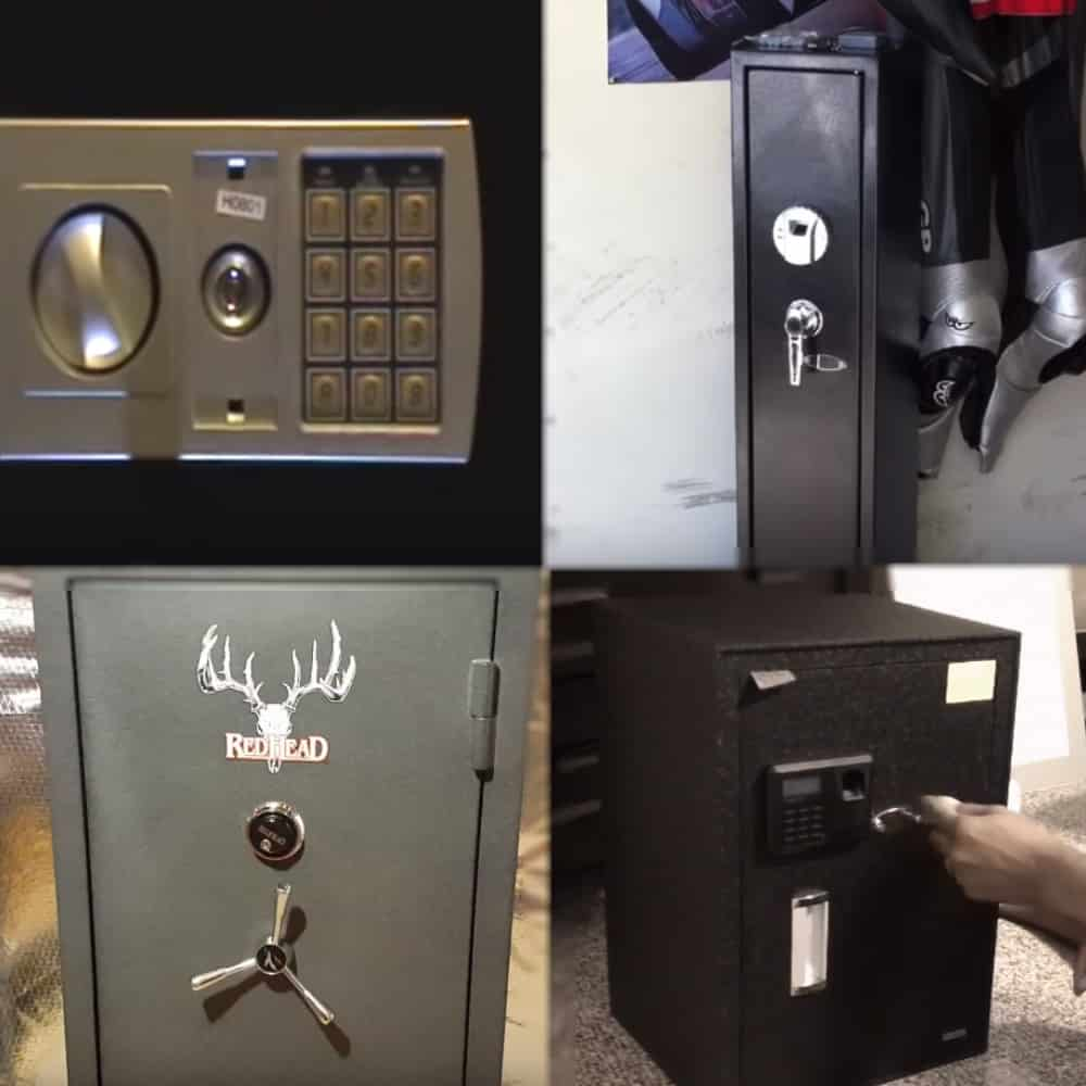 How To Choose a Wall Safe For Your Own House?