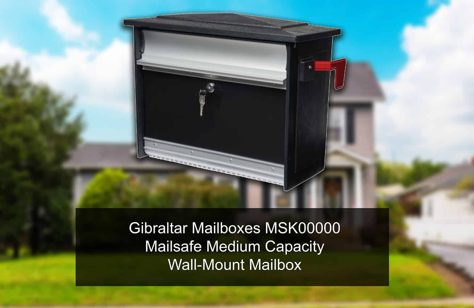 Best Locking Mailbox Residential Review Top On The Market