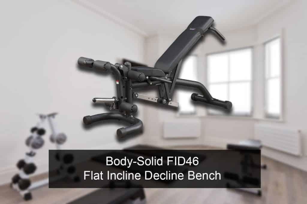 Bodysolid fid46 release