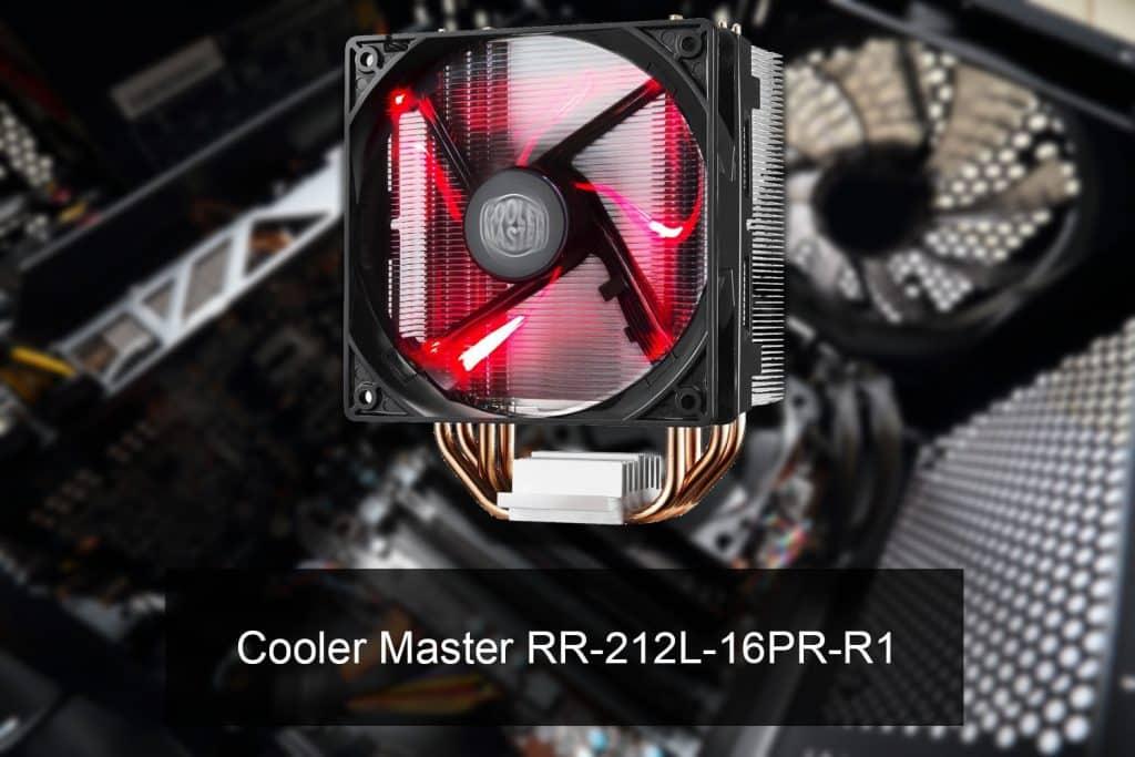 Cooler Master RR-212L-16PR-R1 Hyper 212 release