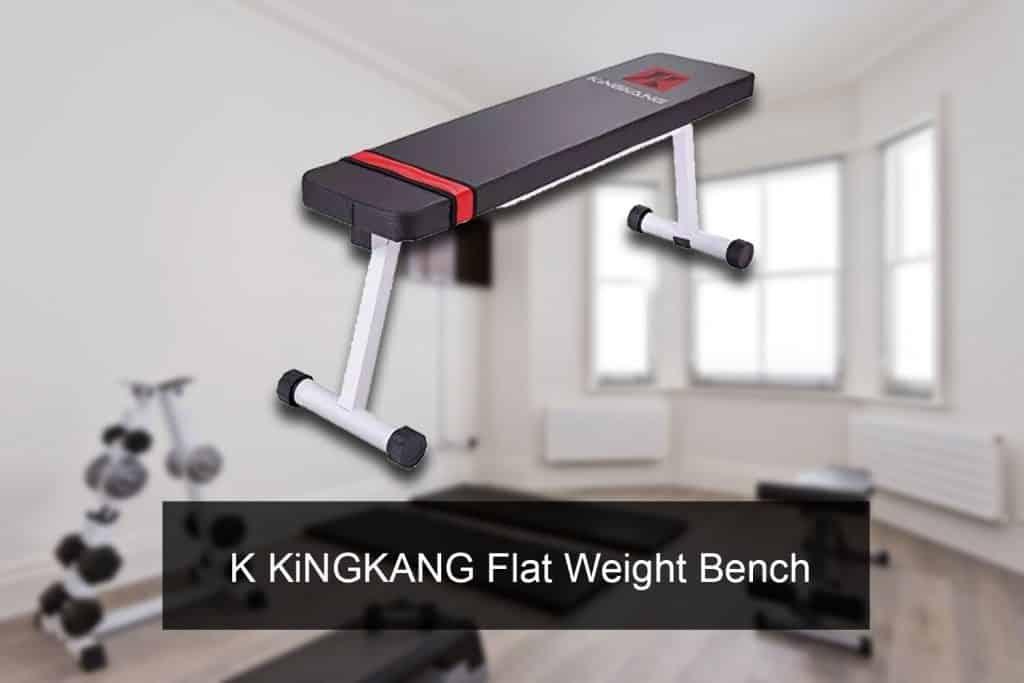 K KiNGKANG Flat Weight Bench release