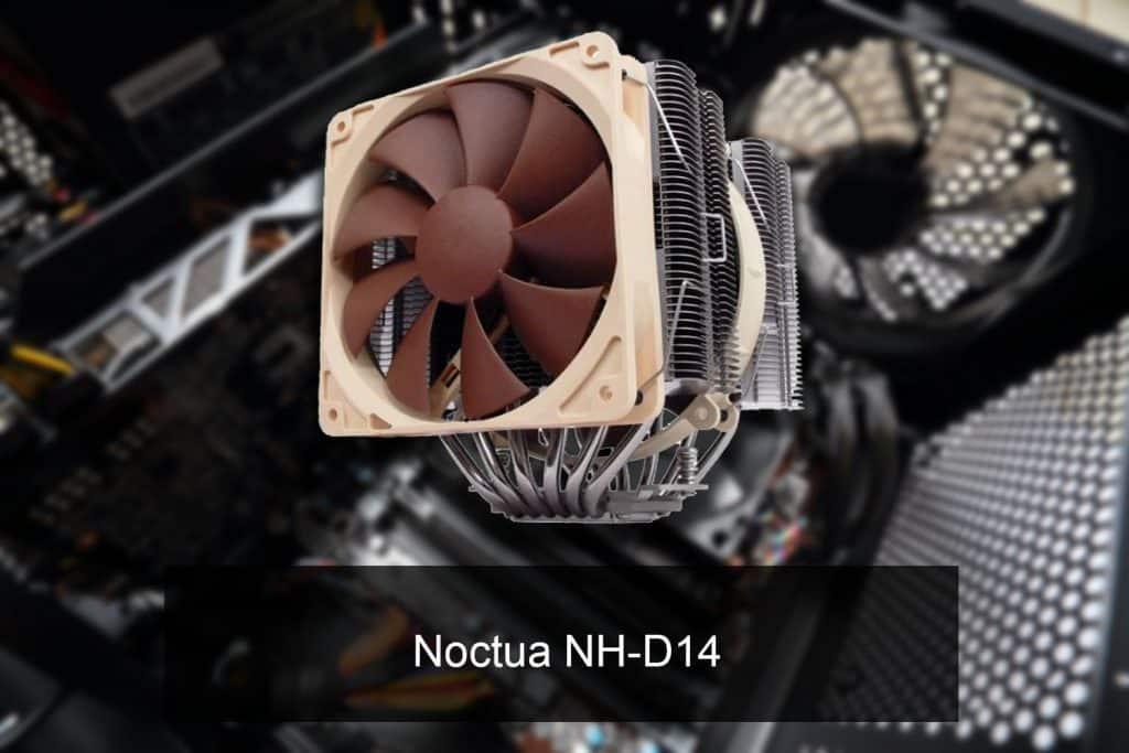 Noctua NH-D14 release