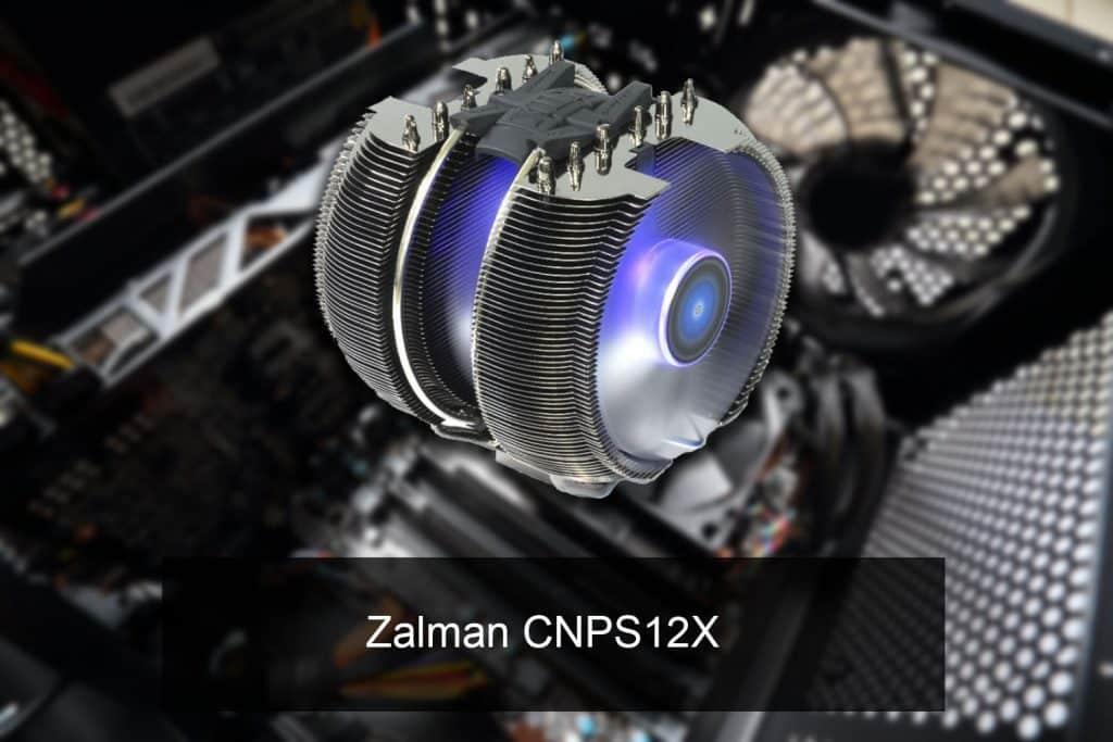 Zalman CNPS12X release