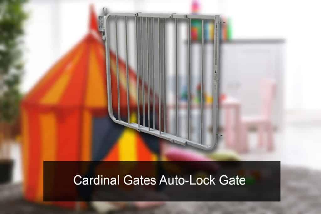 Cardinal Gates Auto-Lock Gate release