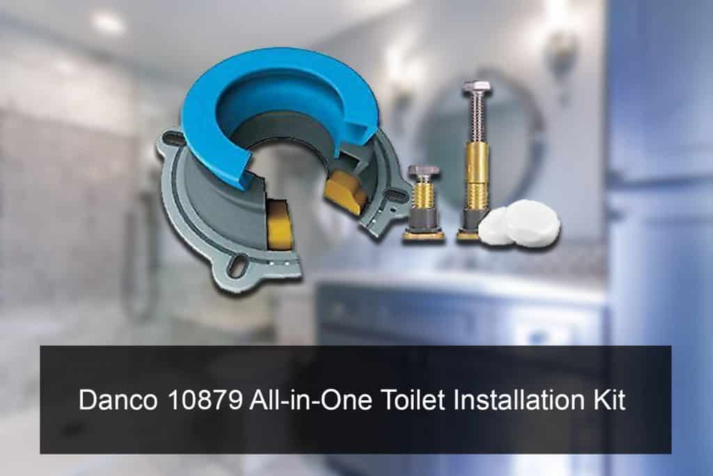 Danco 10879 All-in-One Toilet Installation Kit release