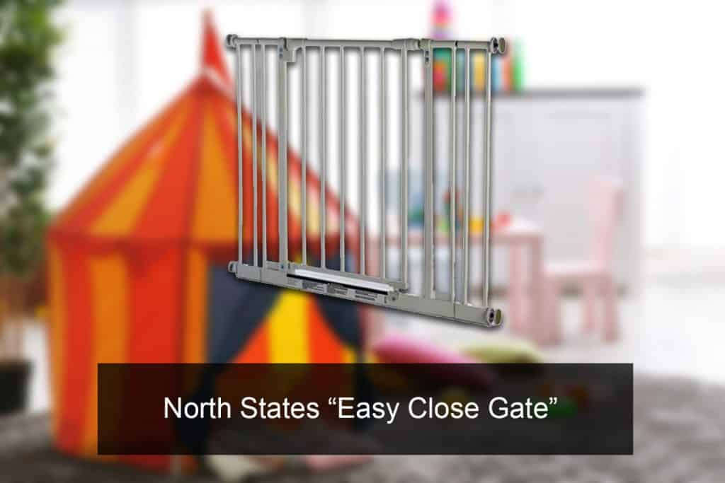 "North States ""Easy Close Gate"" 4910S release"