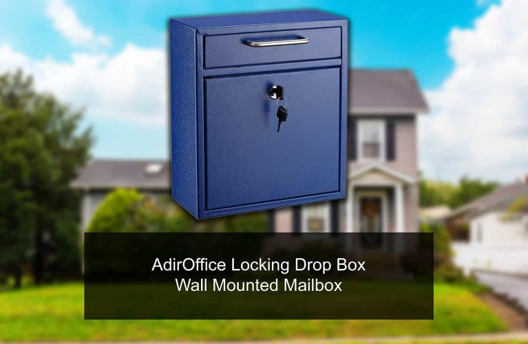 AdirOffice Locking Drop Box release