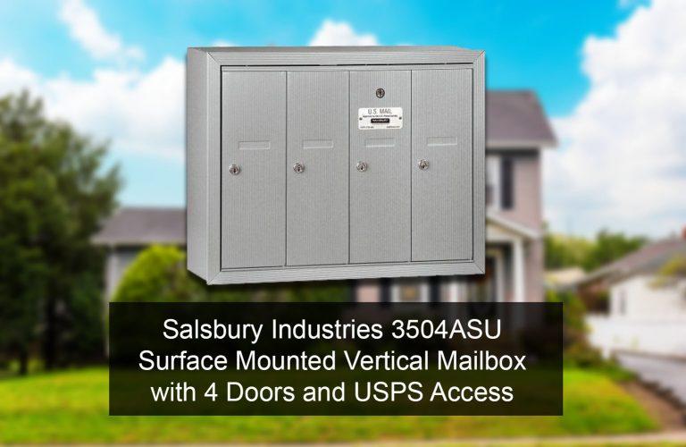 Salsbury Industries 3504ASU release