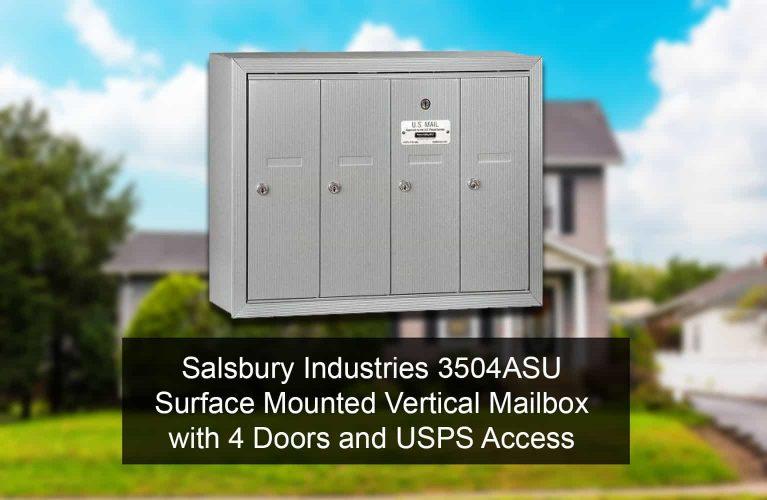 Salsbury Industries 3504ASU